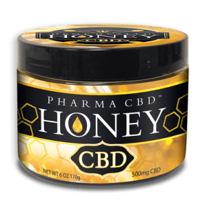 Buy Hemp CBD Honey Edible