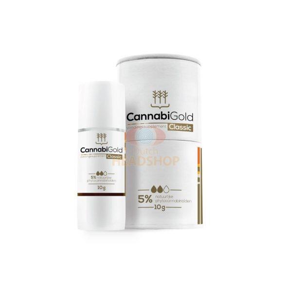 Buy CBD Oil (CannabiGold) 5%