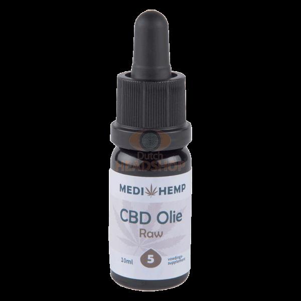 Buy CBD Oil Raw (Medihemp) 5%