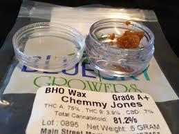 Buy Chemmy Jones BHO Shatter