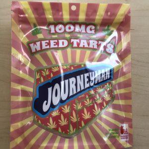 Journeyman Weedtarts 100mg