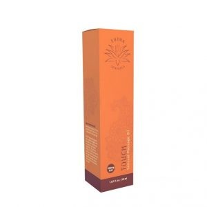 Touch Sensual Massage Oil Sutra Sensuals 100mg THC