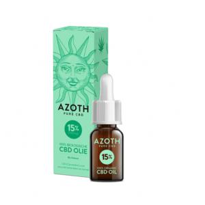 CBD olej Azoth 10 ml - 15%