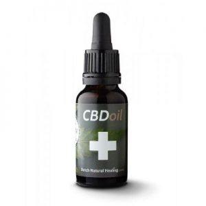 CBD oil DNH 20ml – 8% CBD (neutral)