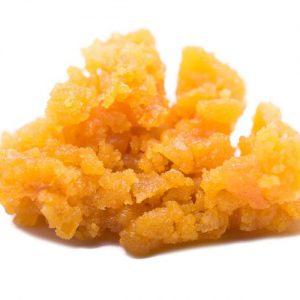 Orange Bubba Kush Wax