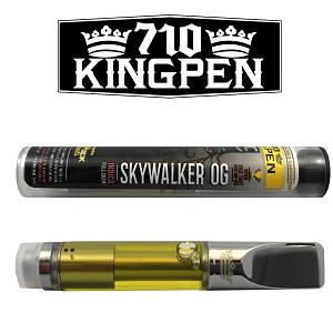 710 King Pen Vape Oil Cartridges