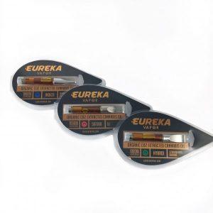 Eureka Vapor Amber Cartridges