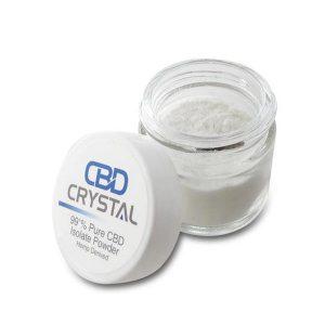 CBD Isolate Powder & Crystals Europe