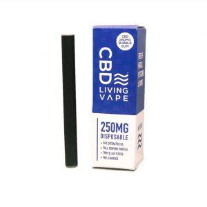 CBD Living 50% CBD Disposable Vape Set
