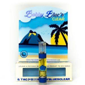 Dr. Zodiak's Moonrock Bobby Blue Cartridge