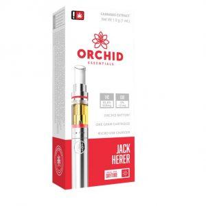 Orchid Essentials Jack Herer 1g komplekt