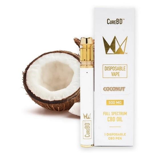 Buy Coconut West Coast Cure CureBD Disposable Vape