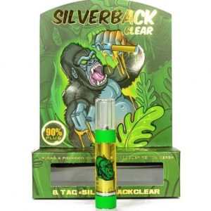 Buy Dr Zodiak Silverback Clear Cartridge