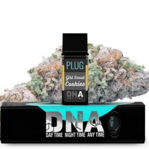 Buy PLUGPlay DNA Girl Scout Cookies Vape 1G Cartridge