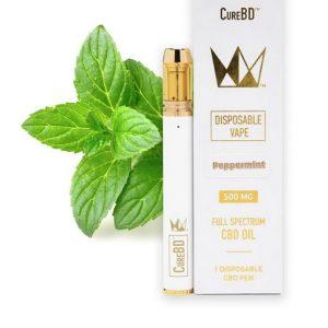 Buy Peppermint CureBD Disposable Vape