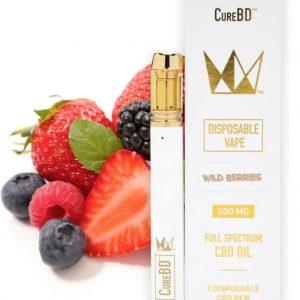 Buy Starwberry Banana CureBD Disposable Vape