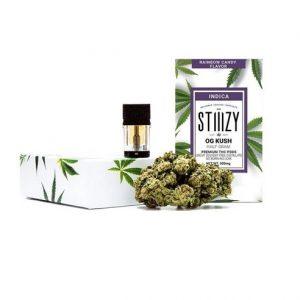 Buy Stiiizy OG Kush Rainbow Candy Premium THC