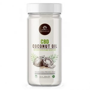 Acheter CBD Coconut Oil USA