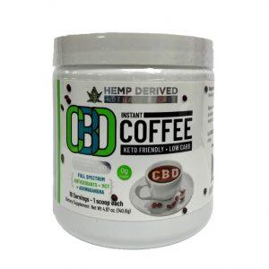 购买CBD速溶咖啡(400mg CBD)