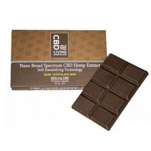 Buy CBD Living Chocolate Bar Online