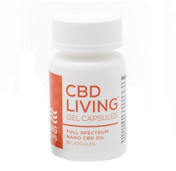 Buy CBD Living Gel Caps Online