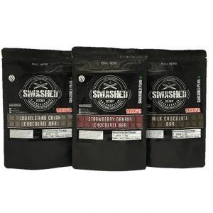 Buy Smashed Plus Chocolates 5000mg THC