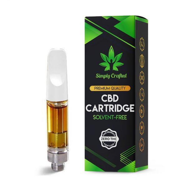 CBD Vape Cartridge + Terpenes (1ml)