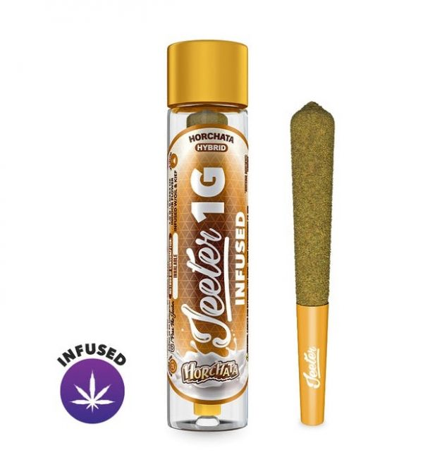 Horchata Jeeter Joint Infused Pre Roll