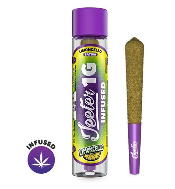 Jeeter Limoncello Infused Joint Pre Roll
