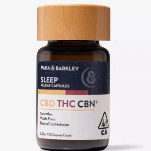 Buy Papa & Barkley's Sleep Releaf Capsules