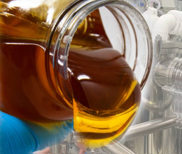 CBD Crystal Resistant Distillate Europe