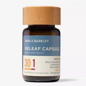 THC Releaf Capsules 30 1